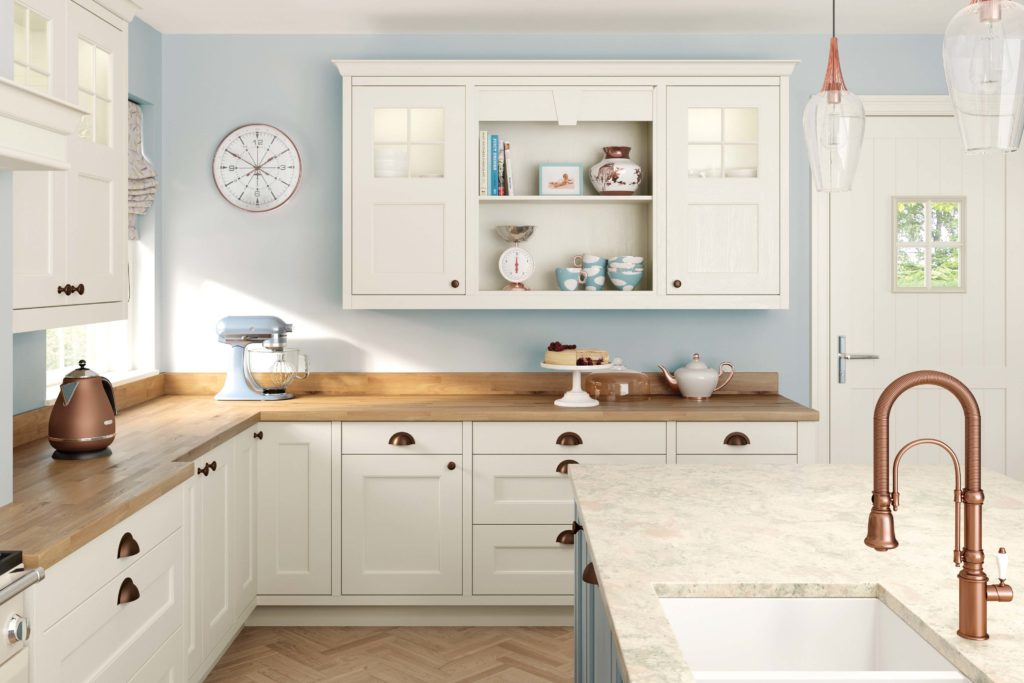 Kitchen Trends: Handleless Cupboards
