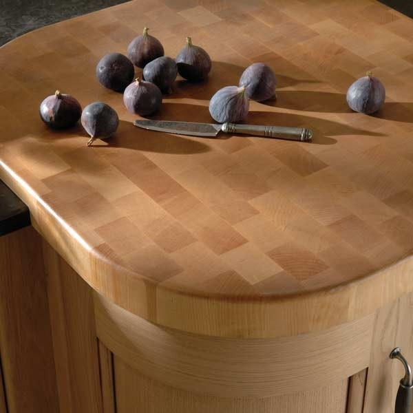 Kitchen Trends: Warming wood finishes