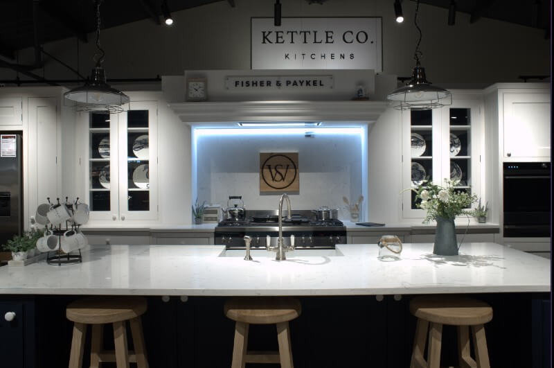 Plymouth Kitchen Showroom