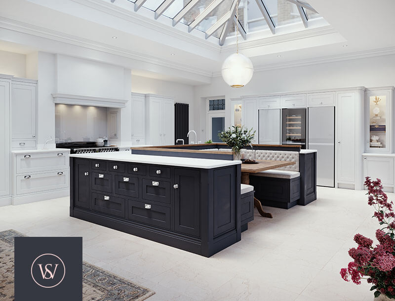 The Napier Kitchen Collection from Williams & Sons