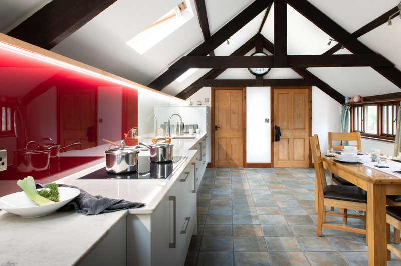 A contemporary kitchen from our Fowey signature range