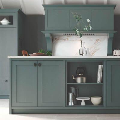 Green Kitchen Trends