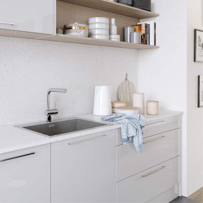 White Kitchen Trends