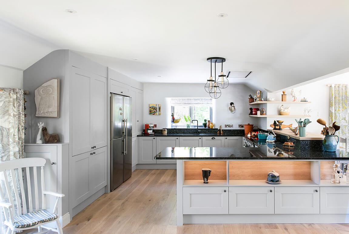 Past Projects: Classic U Shaped Kitchen