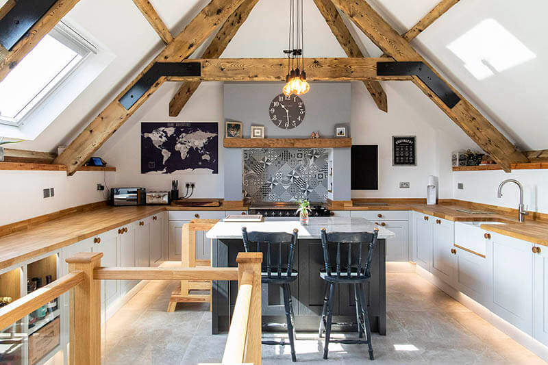 Engage with your kitchen designer early