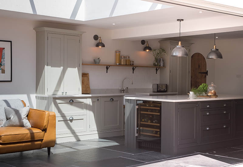 Self Build Projects: The importance of using a kitchen designer